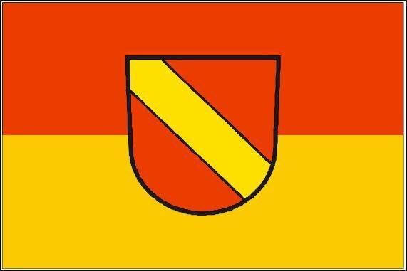 Flagge Neuenburg am Rhein