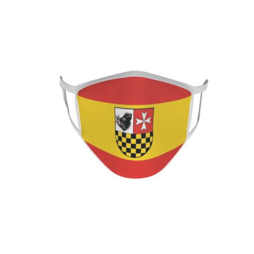 Gesichtsmaske Behelfsmaske Mundschutz  Neuhardenberg