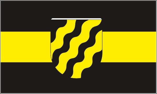 Flagge Neukirchen - Vluyn