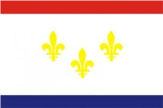 Aufkleber New Orleans