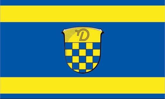 Flagge Niederdorfelden