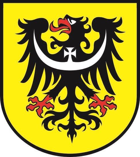 Aufkleber Niederschlesien Wappen