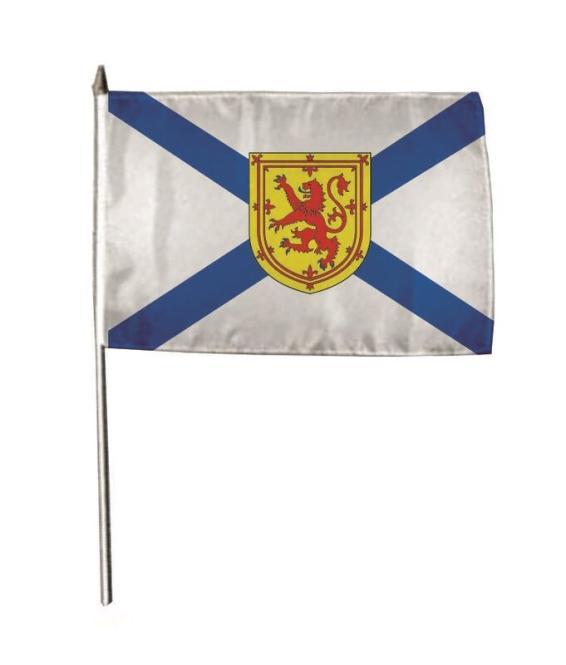 Stockflagge Nova Scotia 30 x 45 cm