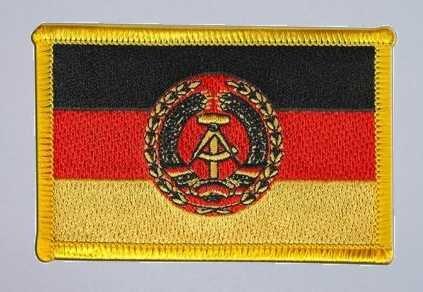 Aufnäher DDR NVA