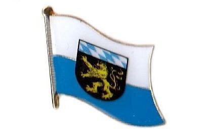 Pin Oberbayern 20 x 17 mm