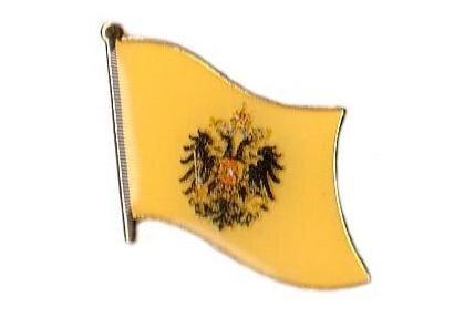 Pin Österreich-Ungarn Adler 20 x 17 mm