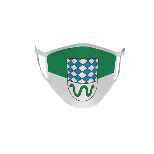 Gesichtsmaske Behelfsmaske Mundschutz Oftersheim
