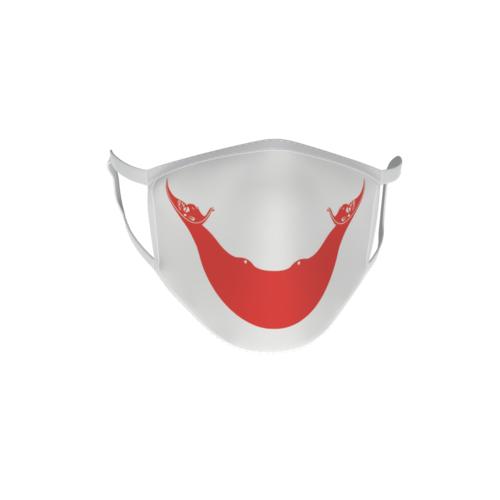 Gesichtsmaske Behelfsmaske Mundschutz Osterinsel