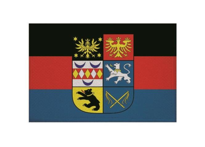 Aufnäher Patch Ostfriesland 9 x 6 cm