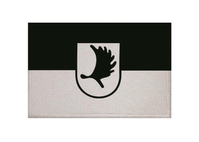 Aufnäher Patch Ostpreussen Landmannschaft 9 x 6 cm