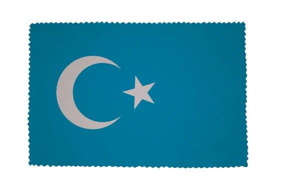 Glasreinigungstuch Ostturkistan