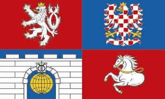 Aufkleber Pardubice Region