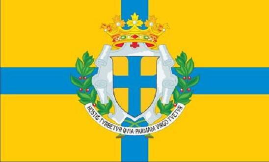 Aufkleber Parma