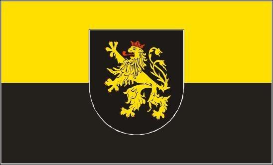 Aufkleber Pfalz mit Wappen