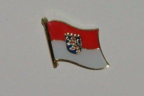 Pin Hessen 20 x 17 mm