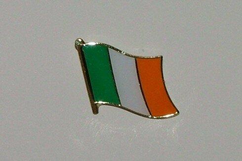 Pin Irland 20 x 17 mm