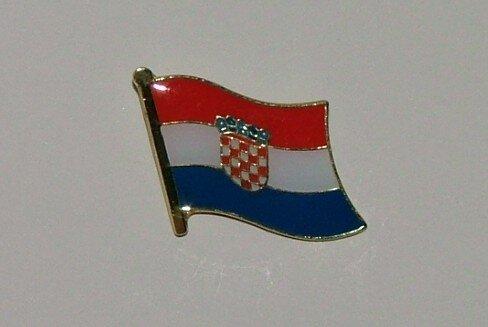Pin Kroatien 17 x 12 mm