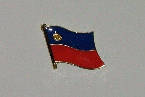 Pin Liechtenstein 20 x 17 mm