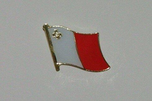 Pin Malta 20 x 17 mm