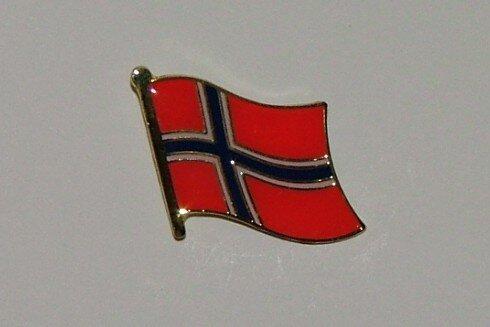 Pin Norwegen 20 x 17 mm