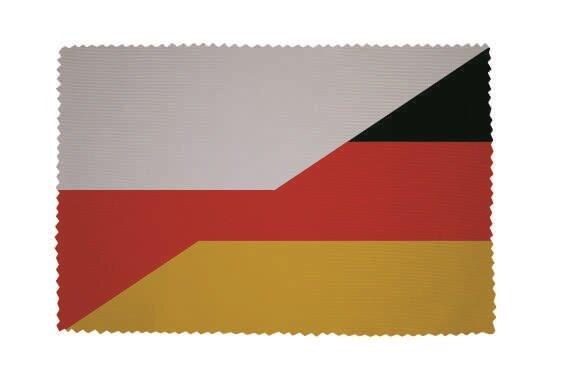 Glasreinigungstuch Polen-Deutschland