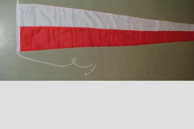 Langwimpel Polen