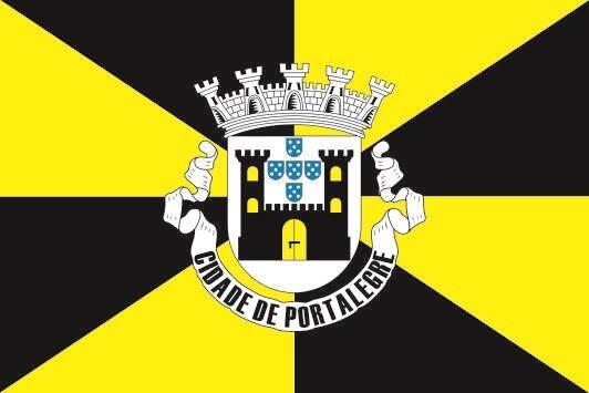 Aufkleber Portalegre Stadt