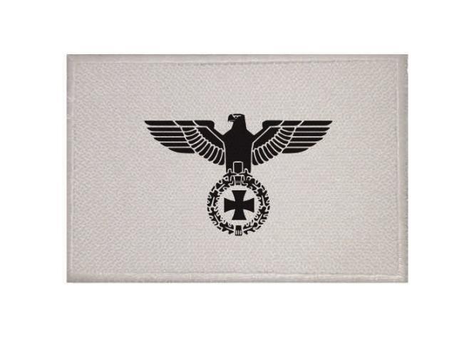 Aufnäher Patch Reichsadler 9 x 6 cm