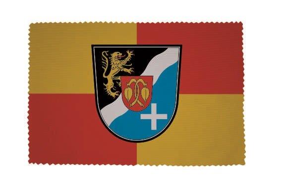 Glasreinigungstuch Rhein-Pfalz-Kreis