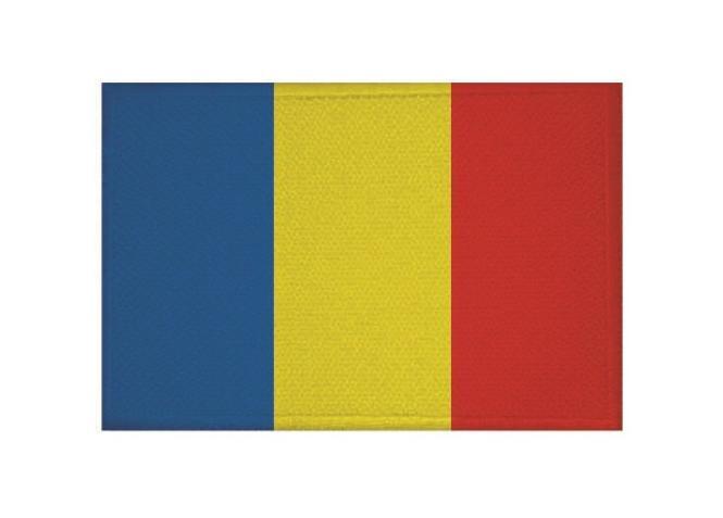 Aufnäher Patch Rumänien 9 x 6 cm