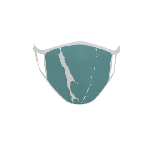 Gesichtsmaske Behelfsmaske Mundschutz Sachalin Oblast