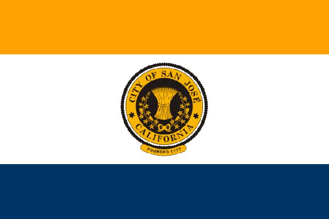 Flagge San José