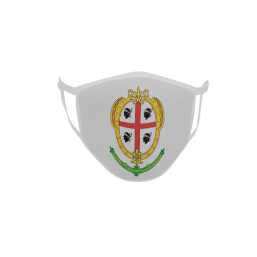Gesichtsmaske Behelfsmaske Mundschutz Sardinien Region