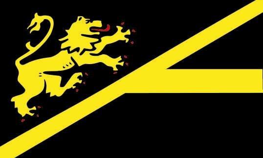 Flagge Sargenroth