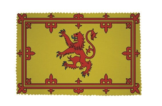 Glasreinigungstuch Schottland Royal