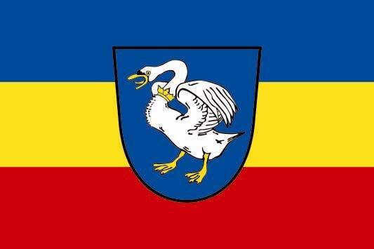 Flagge Schwaan