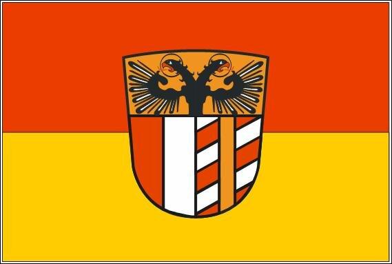 Flagge Schwaben Distrikt