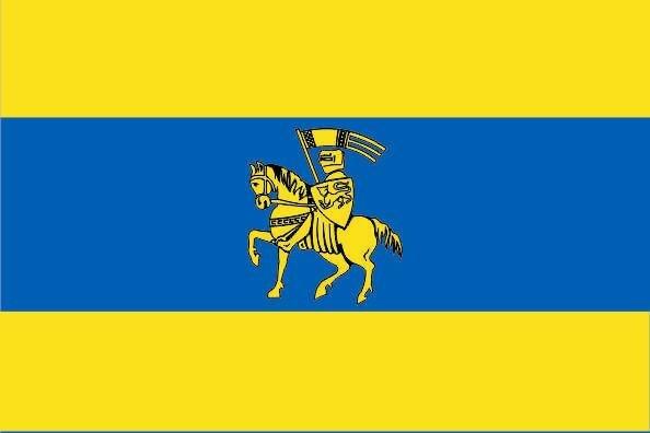 Flagge Schwerin