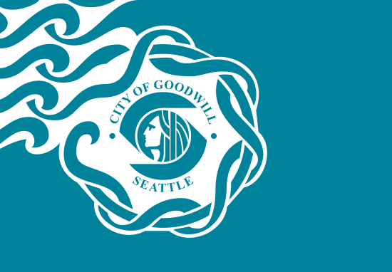Flagge Seattle