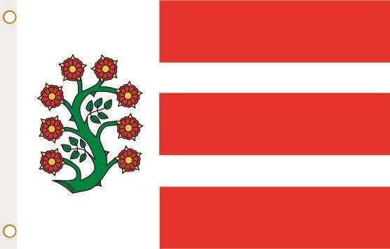 Fahne Selfkant 90 x 150 cm