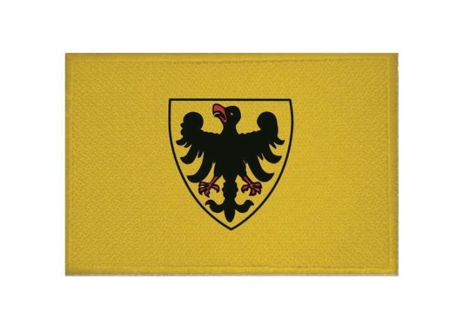 Aufnäher Patch Sinsheim 9 x 6 cm