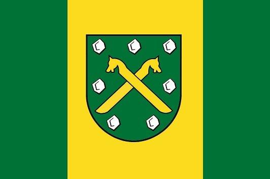 Flagge Spornitz