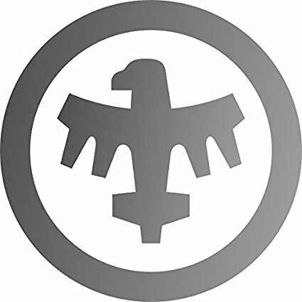 Aufkleber Starship Troopers Emblem Abzeichen