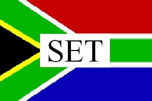 Nationalset Südafrika