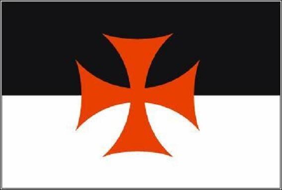 Flagge Templer