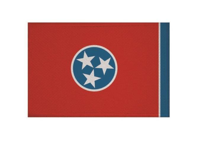 Aufnäher Patch Tennessee 9 x 6 cm