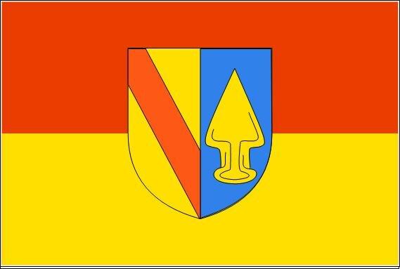 Flagge Teningen