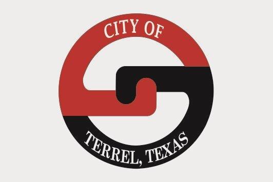 Flagge Terrel City Texas