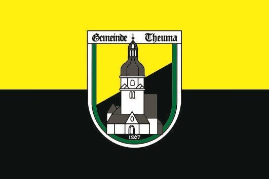 Flagge Theuma