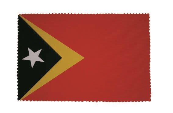 Glasreinigungstuch Timor-Leste